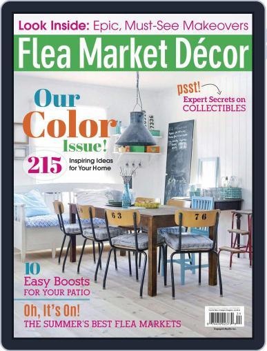 Flea Market Decor September 1st, 2017 Digital Back Issue Cover