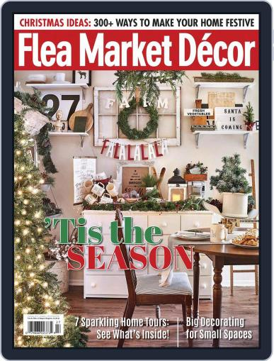 Flea Market Decor January 1st, 2018 Digital Back Issue Cover