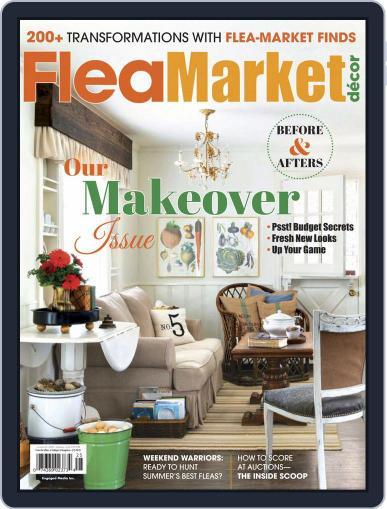 Flea Market Decor June 1st, 2018 Digital Back Issue Cover