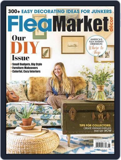 Flea Market Decor August 1st, 2018 Digital Back Issue Cover
