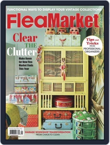 Flea Market Decor February 1st, 2019 Digital Back Issue Cover