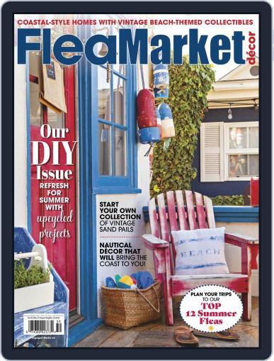 Flea Market Decor August 1st, 2019 Digital Back Issue Cover