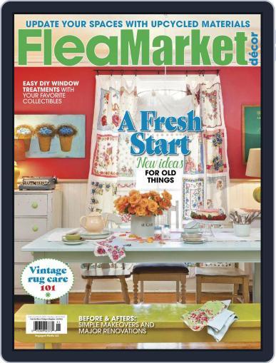 Flea Market Decor February 1st, 2020 Digital Back Issue Cover