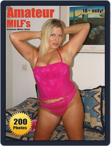 MILFs Adult Photo May 15th, 2019 Digital Back Issue Cover