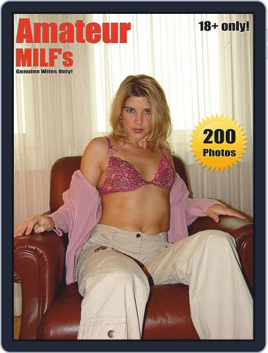 MILFs Adult Photo June 15th, 2019 Digital Back Issue Cover