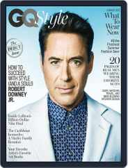 GQ Style (Digital) Subscription June 1st, 2016 Issue