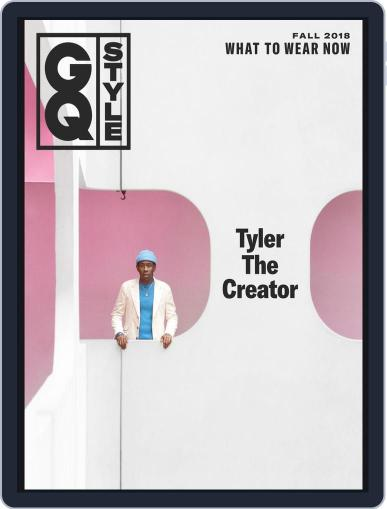 GQ Style August 9th, 2018 Digital Back Issue Cover