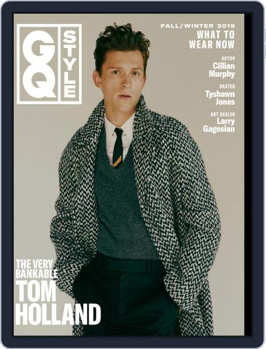 GQ Style September 5th, 2019 Digital Back Issue Cover