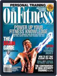 OnFitness (Digital) Subscription May 1st, 2015 Issue