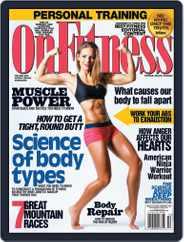 OnFitness (Digital) Subscription September 1st, 2015 Issue