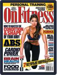 OnFitness (Digital) Subscription March 1st, 2016 Issue