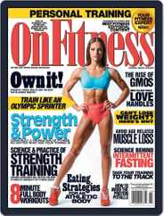 OnFitness (Digital) Subscription May 1st, 2016 Issue