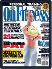 OnFitness (Digital) Subscription September 1st, 2016 Issue