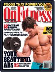 OnFitness (Digital) Subscription November 1st, 2016 Issue