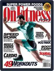 OnFitness (Digital) Subscription January 1st, 2017 Issue