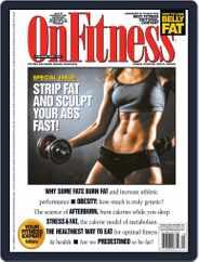 OnFitness (Digital) Subscription September 1st, 2017 Issue