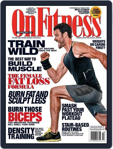 OnFitness September 1st, 2018 Digital Back Issue Cover
