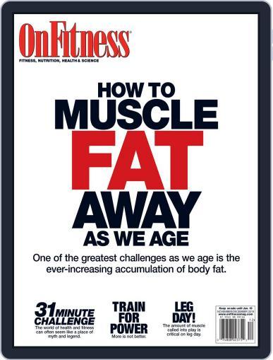 OnFitness November 1st, 2019 Digital Back Issue Cover
