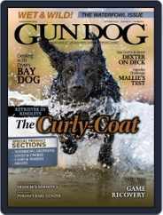 Gun Dog (Digital) Subscription October 1st, 2018 Issue
