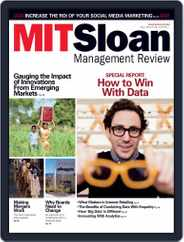 MIT Sloan Management Review (Digital) Subscription October 1st, 2012 Issue