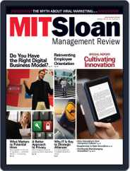 MIT Sloan Management Review (Digital) Subscription April 1st, 2013 Issue