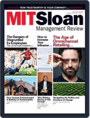 MIT Sloan Management Review (Digital) Subscription July 1st, 2013 Issue