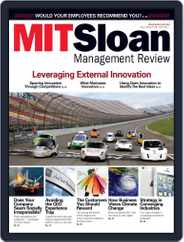 MIT Sloan Management Review (Digital) Subscription October 1st, 2013 Issue