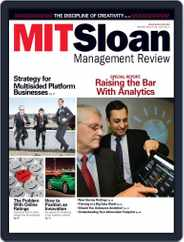 MIT Sloan Management Review (Digital) Subscription January 1st, 2014 Issue