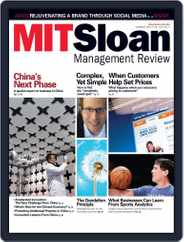 MIT Sloan Management Review (Digital) Subscription July 1st, 2014 Issue
