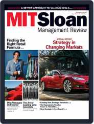 MIT Sloan Management Review (Digital) Subscription October 1st, 2014 Issue