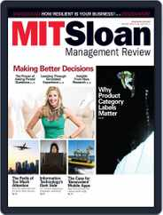 MIT Sloan Management Review (Digital) Subscription January 1st, 2015 Issue