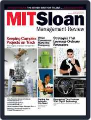 MIT Sloan Management Review (Digital) Subscription April 1st, 2015 Issue