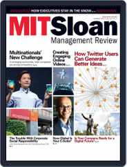 MIT Sloan Management Review (Digital) Subscription July 1st, 2015 Issue