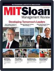 MIT Sloan Management Review (Digital) Subscription October 1st, 2015 Issue