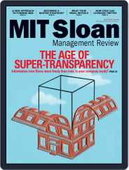 MIT Sloan Management Review (Digital) Subscription January 1st, 2016 Issue