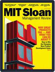 MIT Sloan Management Review (Digital) Subscription April 23rd, 2016 Issue
