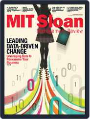MIT Sloan Management Review (Digital) Subscription June 21st, 2016 Issue