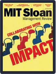 MIT Sloan Management Review (Digital) Subscription August 1st, 2019 Issue