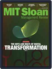 MIT Sloan Management Review (Digital) Subscription December 1st, 2019 Issue