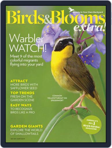 Birds and Blooms Extra May 1st, 2019 Digital Back Issue Cover