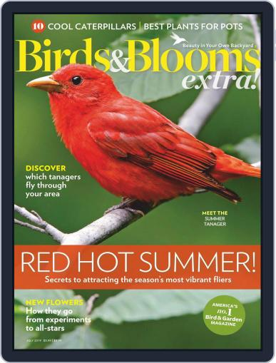 Birds and Blooms Extra July 1st, 2019 Digital Back Issue Cover