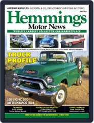 Hemmings Motor News (Digital) Subscription July 1st, 2016 Issue