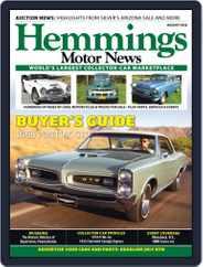Hemmings Motor News (Digital) Subscription August 1st, 2016 Issue