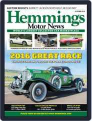 Hemmings Motor News (Digital) Subscription October 1st, 2016 Issue