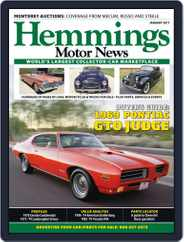 Hemmings Motor News (Digital) Subscription January 1st, 2017 Issue