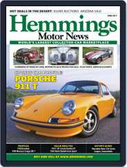 Hemmings Motor News (Digital) Subscription June 1st, 2017 Issue