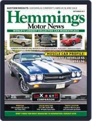 Hemmings Motor News (Digital) Subscription September 1st, 2017 Issue