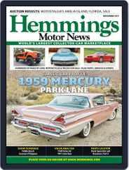 Hemmings Motor News (Digital) Subscription November 1st, 2017 Issue