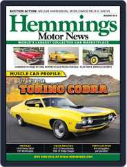 Hemmings Motor News (Digital) Subscription January 1st, 2018 Issue