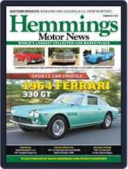 Hemmings Motor News (Digital) Subscription February 1st, 2018 Issue